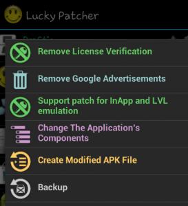 Click on Remove License Verification