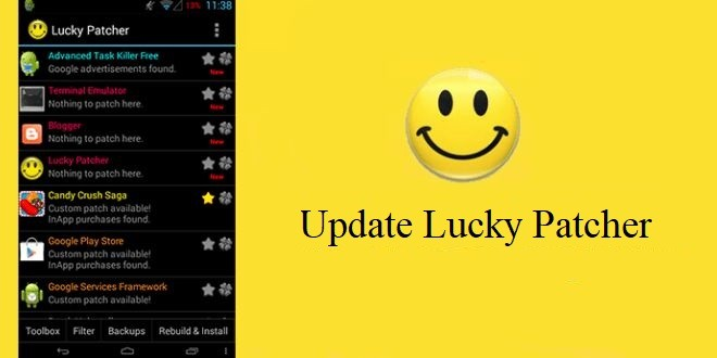 Update Lucky Patcher Latest Version